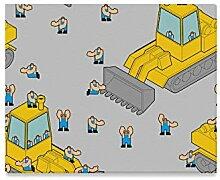 XiexHOME Flur Dekor Für Wände Arbeiter Fleißig