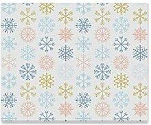 XiexHOME Wandfarbe für Kinder Winter
