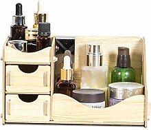 xikaiai Holz Aufbewahrungsbox Für Kosmetik