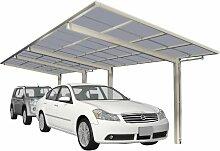 XIMAX Aluminium Design-Carport Linea Typ 110