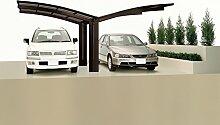 XIMAX Aluminium Design-Carport Portoforte