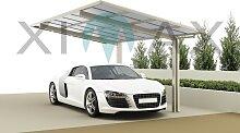 Ximax Design Carport Linea Typ 80, Aluminium, 4954x2726 mm