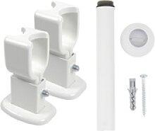 XIMAX Raumteiler-Set für Badheizkörper
