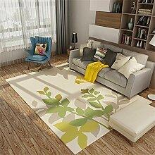 XIN SHOP- Sofa teppich mit hoher dichte rechteck teppich Kinder Decke rechteck Decke Schlafzimmer teppich Wohnzimmer teppich Bettdecke tee tisch teppich ( größe : 120*160cm )