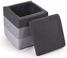 Xin-stool Kreativer Hocker/Stoff Hocker/Niedriger Hocker/Hocker/Stuhl Hocker (stil : D)