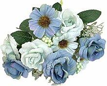 Xinantime Kunstblumen, Künstliche gefälschte