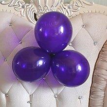 XinC Verdickte Matte Luftballons 100 Hochzeit