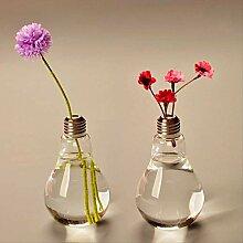 Xiner Hauptdekoration Glühbirne Transparente