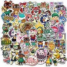 XINFAN Animal Crossing Aufkleber 50 Spiel