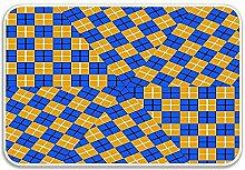 xinfub Welcome-Fußmatte, Küchenteppich für