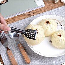Xing Lin Küchenzange Zum Grillen, Kochen, Backen Grill Für Essen Und Brot Für Edelstahl, Trompete