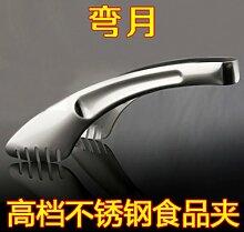 Xing Lin Lebensmittelzange Verdickte 304 Clip Aus