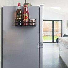 XINGDOZ Kühlschrank Regal Magnet Gewürzregal