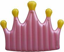 XINGQIANRU Pink Girl ins Style Rosa Krone