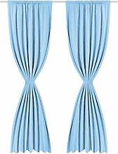 Xingshuoonline Vorhang Verdunkelungsvorhänge 2