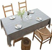 XINGXIAOYU Tischdeckenbeschwerer Hellgraue