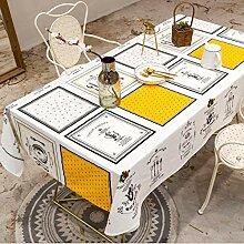 XINGXIAOYU Tischdeckenbeschwerer Karierte