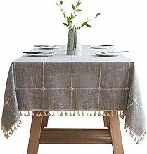 XINGXIAOYU Tischdeckenbeschwerer Quadratische