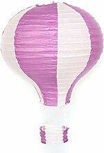 XINJIA Papier-Laterne Deckenlampe Lampenschirme,