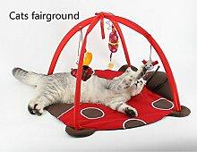 Xinjiener Katzen-Spielzeug für Katzen im
