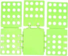 Xinlie Wäschefaltbrett Kleidung Falter