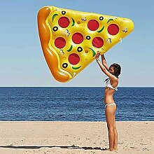 Xinqing Aufblasbare Pizza Floating Row,