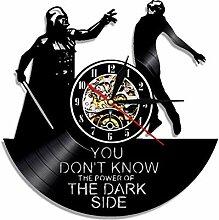 Xinshenghe Star Wars Black Warrior Vinyl Uhr