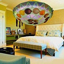 XINSU Home LED Deckenleuchte Schlafzimmer Lampe