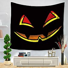 XINSU Home Tapestry Halloween Serie Drucken Home