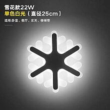 xinxin24 Moderne Minimalistische Led Wand