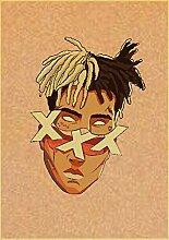 xinxinxiangrong Rap Hip Hop Musik Sänger Retro