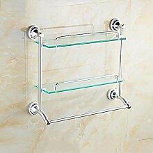 XITER Doppelschicht Es Leitplanke Aluminium + Glas