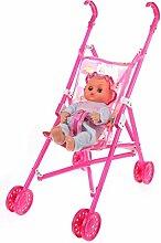 Xiton 1pc DIY montierten Baby Buggy Kinderwagen