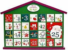 XiuginFU 24 Schubladen Süßigkeiten Geschenkboxen