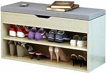 XiuHUa Praktische Schuhablage Schuhschrank Schrank