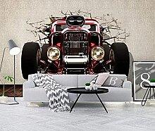 XiuTaiLtd 3D-Fototapete Schlafzimmer Wandbild