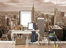 XiuTaiLtd 3D-Fototapete Seide New York New York