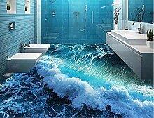 XiuTaiLtd Benutzerdefinierte 3D Bodenbelag Wellen