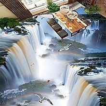 XiuTaiLtd Benutzerdefinierte Wasserfall Bodenbelag