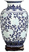 Xiuyun Keramikvase Kunsthandwerk mit rotierender