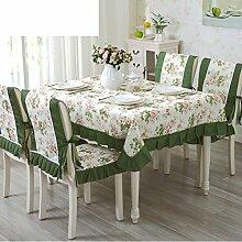 XIXI Garten Tischdecke Stoff / Tischtuch / Überzugstuch / Tischtuch / Tischtuch-F 110X160Cm (43X63Inch),F, 160x230cm (63x91inch)