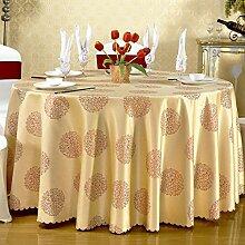 XIXI Ly Verdicktes Chinesisches Tischtuch / Hotel / Restaurant / Esszimmer Tischdecke / Teetisch Tischdecke,B, 160x220cm (63x87inch)
