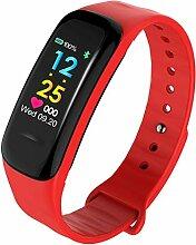 XIXIA Fitness Tracker, Fitness Tracker Uhr mit