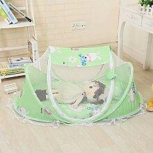 XiZiMi Babyzelt Reisebett Reisebett Baby Anti