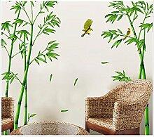 XJKLFJSIU Nacht Schlafzimmer Aufkleber Wandaufkleber Raum Sofa Hintergrund Blumen Wandaufkleber Schlafzimmerschrank Leben, B1