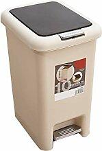 XJRHB Treteimer-Mülleimer Mülleimer für den