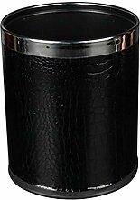 XJRHB Zweischichtiger runder Mülleimer (Farbe :
