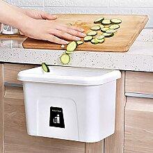 XJYXH Hängende Küche Mülleimer, Wandmontage