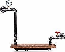 XJZxX Industrielle Rohr- Und Holzwandhalterung