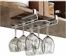 XJZxX Küche Lagerung zweireihig Weinglas